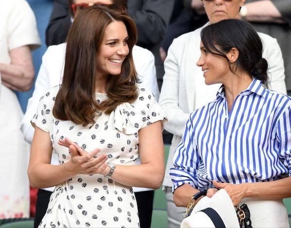 Istana Kensington Bantah Pertikaian Antara Kate dan Meghan