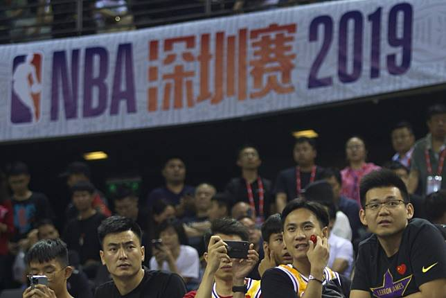 NBA games return to China screens but Houston Rockets not included