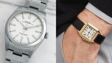 人生第一只名錶怎麼買?勞力士、卡地亞⋯激推 5 款「新鮮人必投資錶款」,最便宜台幣兩萬以內就能入手!