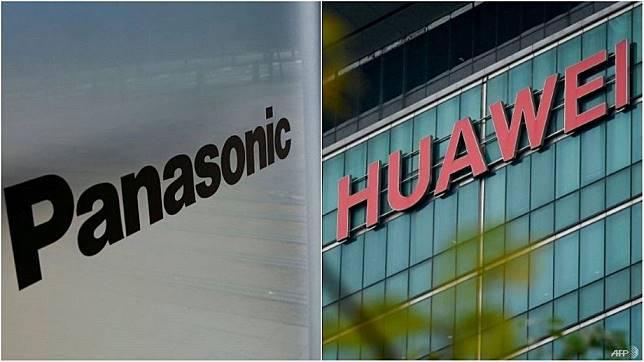 Patuhi Perintah Trump, Panasonic Berhenti Pasok Komponen ke Huawei