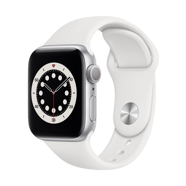 ★超值贈錶架Apple線上授權經銷商● GPS ★ 白色運動型錶帶• GPS 錶款能讓你在腕上打電話與回訊息• 使用全新的感測器與 app 測量你的血氧濃度• 手腕放下時,隨顯 Retina 顯示器在