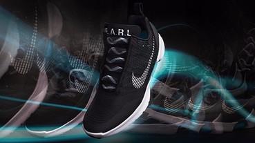 """運動科技再創巔峰!Nike HyperAdapt 1.0第一雙擁有 """"自動調整"""" 系統的性能運動鞋"""
