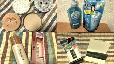 櫻花妹陶瓷肌的秘密?夏秋換季控油日系美妝必買品牌特集