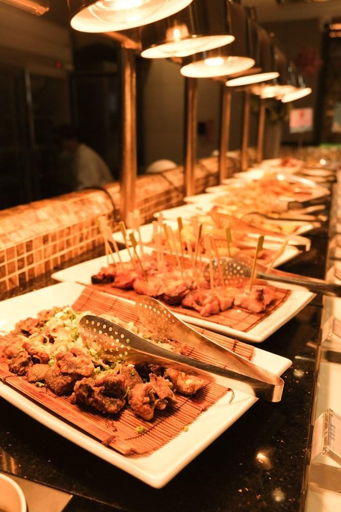 台南吃到飽, 台南buffet, 城食百匯自助餐廳, 夏都商旅自助餐, 夏都自助餐價格優惠, 台南夏都 buffet