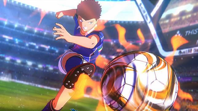 Beginilah Gameplay Tim Italy Junior Youth di Captain Tsubasa Rise of New Champions!