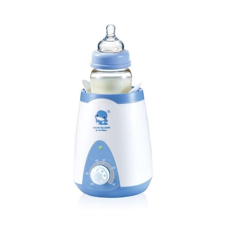 *本產品不含奶瓶。 產品電壓:110v/60Hz 額定功率:95w 產品材質:內筒-304不鏽鋼、外殼-食品級耐溫PP(120度C) 產品產地:台灣 產品尺寸:13.3長 x 14.3寬 x 24.7
