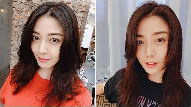女星韓瑜,自2018年底拍完《金家好媳婦》就進入休假模式,鮮少出現在螢光幕前。(圖/翻攝自韓瑜臉書)