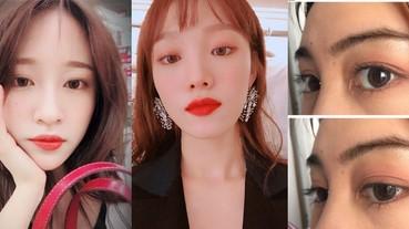 變身混血兒不用再化大濃妝,網友激推4款美瞳片淡妝也像米克斯美女!