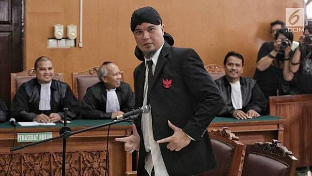 4 Fakta Banding yang Diajukan Ahmad Dhani