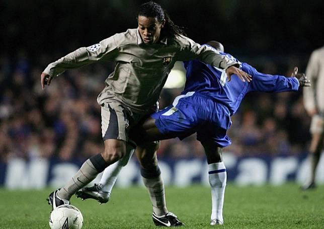 Ronaldinho Ketakutan  Ketika Jumpa Pemain Ini