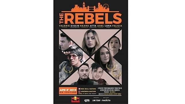 Web series 'The Rebels'.