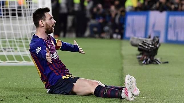 Magis Lionel Messi Bawa Barcelona Tundukkan Liverpool 3-0