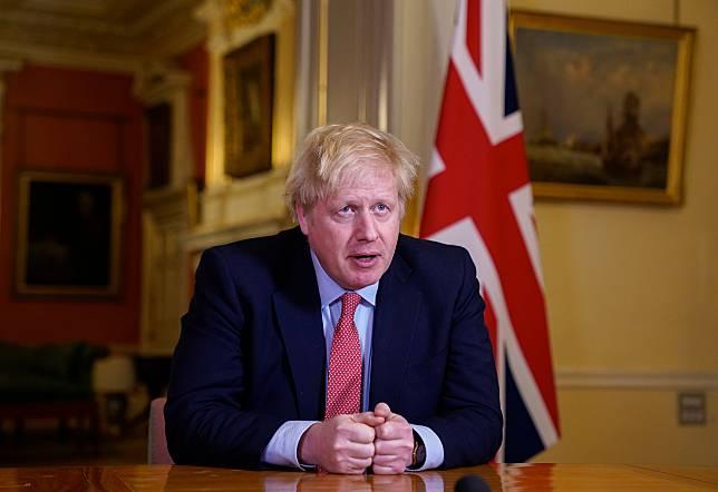 英首相強生