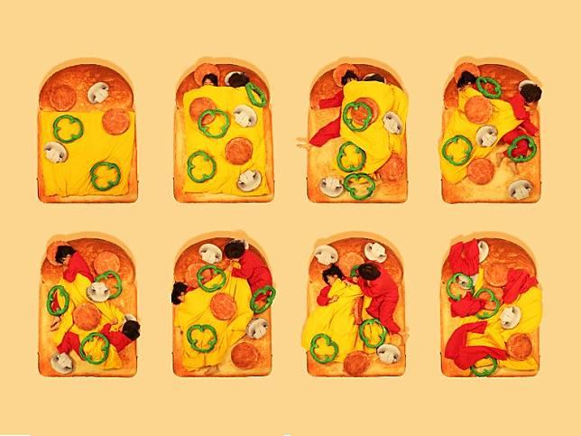 想豐富一點?可考慮製作Pizza款式。 (互聯網)