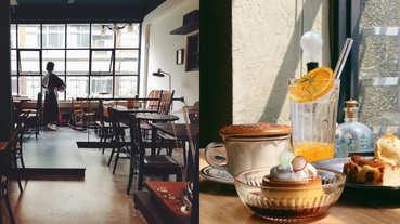 台北車站美食推薦「二會」咖啡廳,藏身老公寓二樓,招牌手工布丁美味紅遍京站商圈
