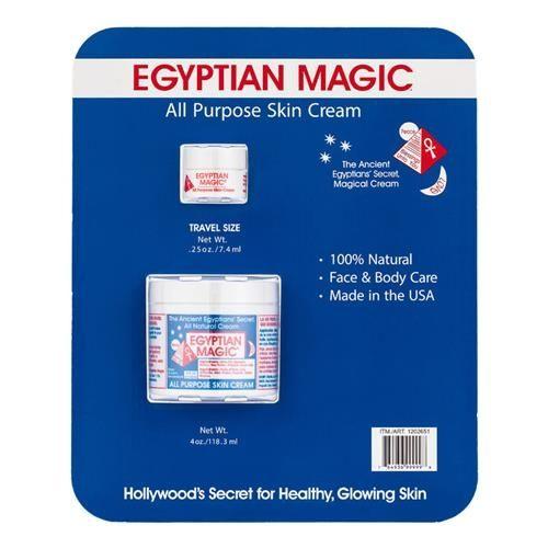 Egyptian Magic 多用途潤膚霜 118 毫升 + 7.4 毫升