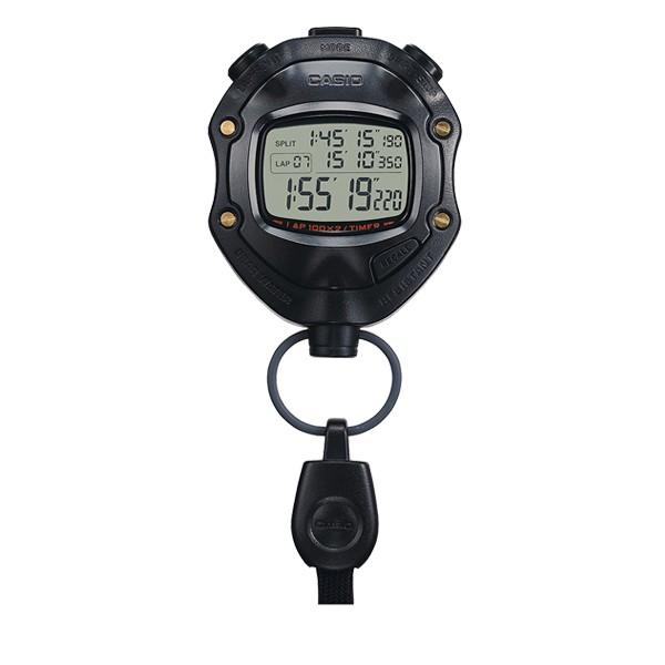 功能介紹專業計時防水運動碼錶,功能具備計數器、1/1000秒單位馬錶、200筆圈數/分割時間紀錄、一般時間顯示、防水50米等功能。規格錶殼 / 錶圈材質:樹脂防水50米1/1000秒碼表:測量上限:9