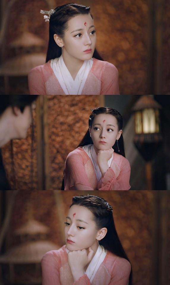古裝劇「粉衣女神」4:迪麗熱巴《三生三世十里桃花》、《三生三世枕上書》