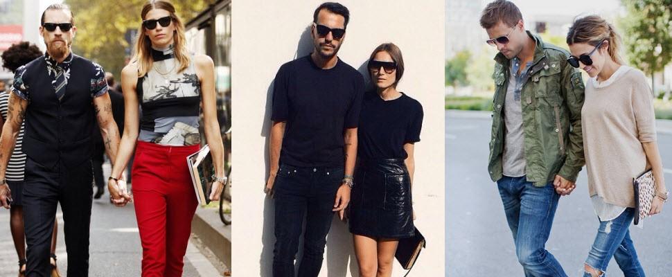 超時尚情侶裝,讓你一邊逛街一邊放閃