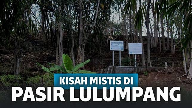 Kisah Mistis di Situs Pasir Lulumpang Garut