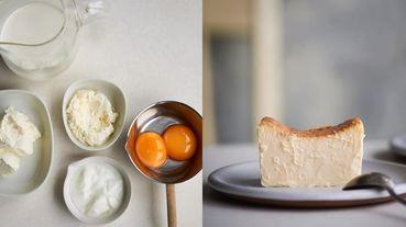 日本東京「No. 1 起司蛋糕」名店Mr. Cheesecake公開食譜!在家自製米其林三星主廚的夢幻甜點