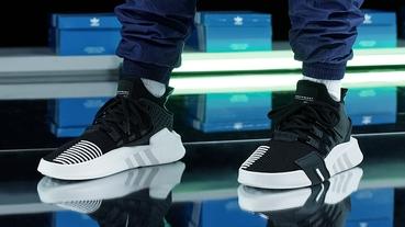 新聞分享 / 繼承兩雙元祖籃球鞋之元素 adidas Originals EQT BASK ADV 在台上市