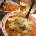 北極やさい - 実際訪問したユーザーが直接撮影して投稿した西新宿丼もの蒙古タンメン中本 新宿店の写真のメニュー情報