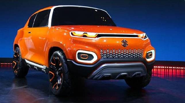 Suzuki S-Presso Concept. (Auto.Ndtv)