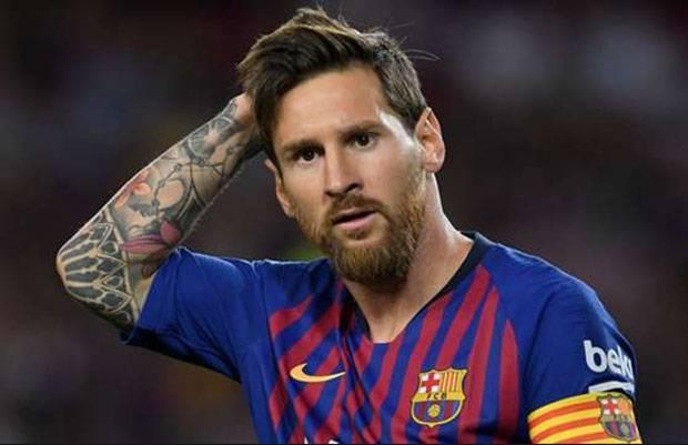 Van Gaal: Barcelona Puasa Gelar di Liga Champions karena Messi