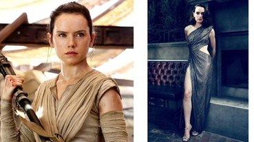 《星際大戰:天行者的崛起》女主角芮脫下麻衣身材超火辣!「AB 線+螞蟻腰」靠 3 招達陣!