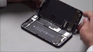 iPhone SE (第 2 代)實機拆解影片,意外發現大多數零件與 iPhone 8 都能互相通用