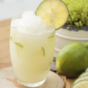 【佳興冰店】檸檬汁(600ml/瓶)8瓶