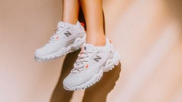 官方新聞 / New Balance 703 復古小白鞋釋出全新配色
