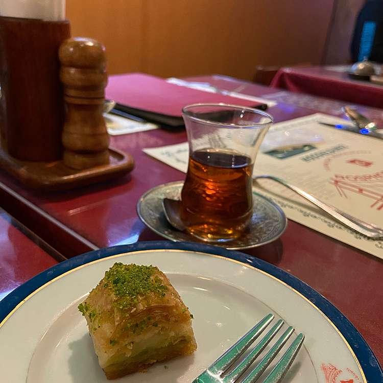 ユーザーが投稿したBAKLAVAの写真 - 実際訪問したユーザーが直接撮影して投稿した新宿トルコ料理ボスボラス・ハサン 新宿二丁目店の写真