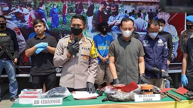 Kabel Primer Telkom Dicuri, Polres Semarang Tangkap 1 Tersangka