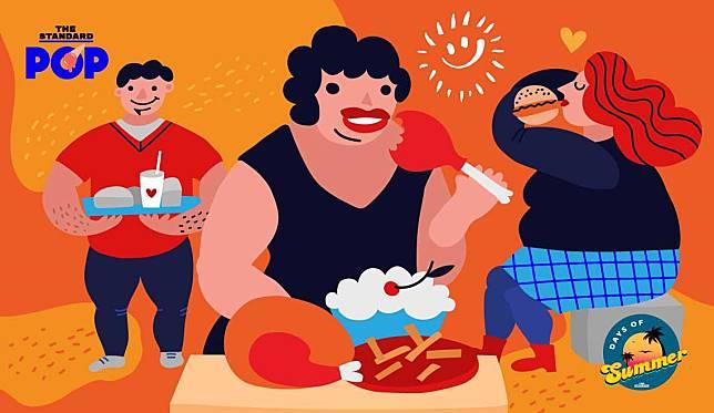 ซัมเมอร์ทีไร ทำไมอ้วนเอาๆ มาดูวิธีเอาชนะกับดักความอ้วนที่มักมาในช่วงฤดูร้อน