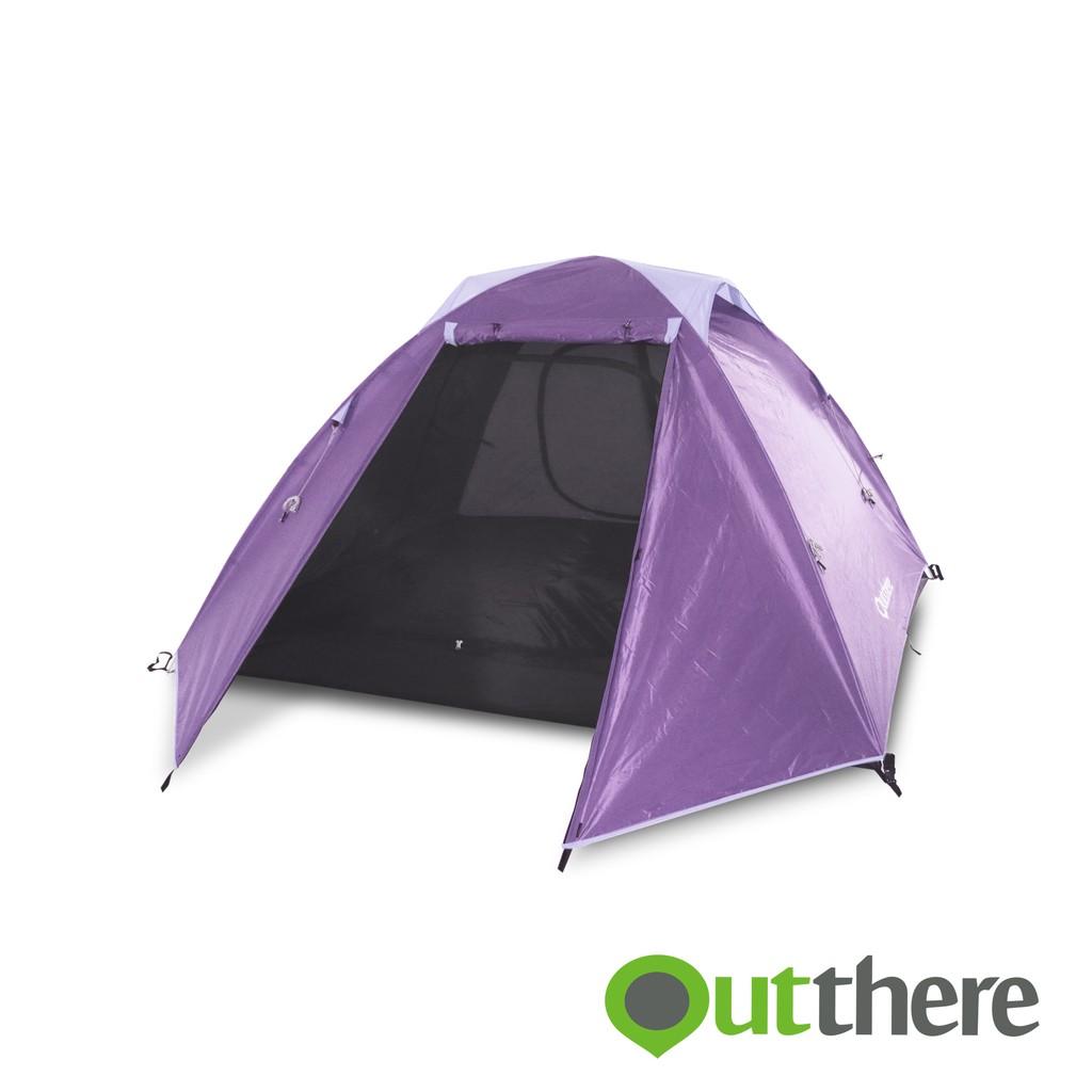 好野Outthere LiteBase4 輕營4人帳 機車露營環島旅行輕量帳篷