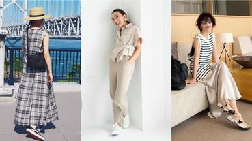 混搭「運動鞋」持續流行中!4 款日本女生搶著穿的運動鞋穿搭示範