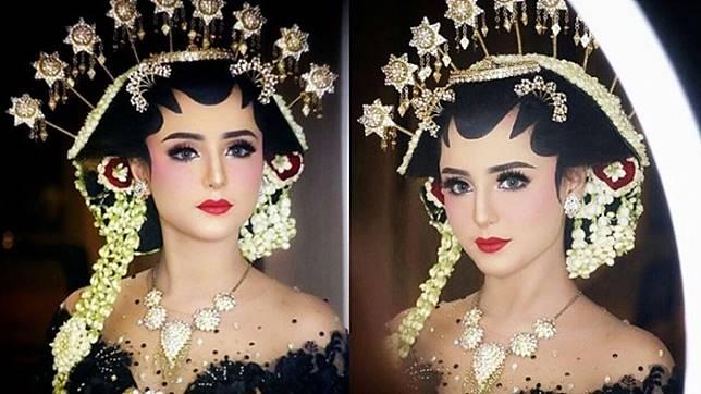 Cantik Bak Barbie Gadis Ini Beberkan Honor Jadi Model Rias