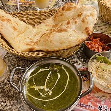 インド・ネパール料理 タァバン 松戸店のundefinedに実際訪問訪問したユーザーunknownさんが新しく投稿した新着口コミの写真