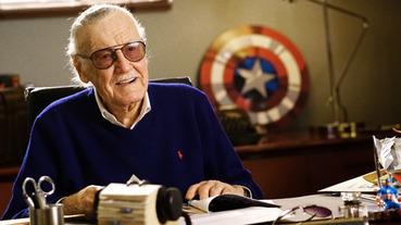 復仇者聯盟之父, 超級英雄中的真正大師 Stan Lee 過世