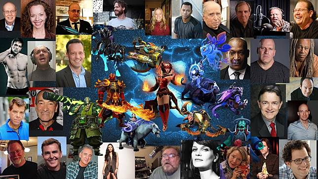 Ini 7 Voice Actor Hero Favorit Dalam Video Game Dota 2!
