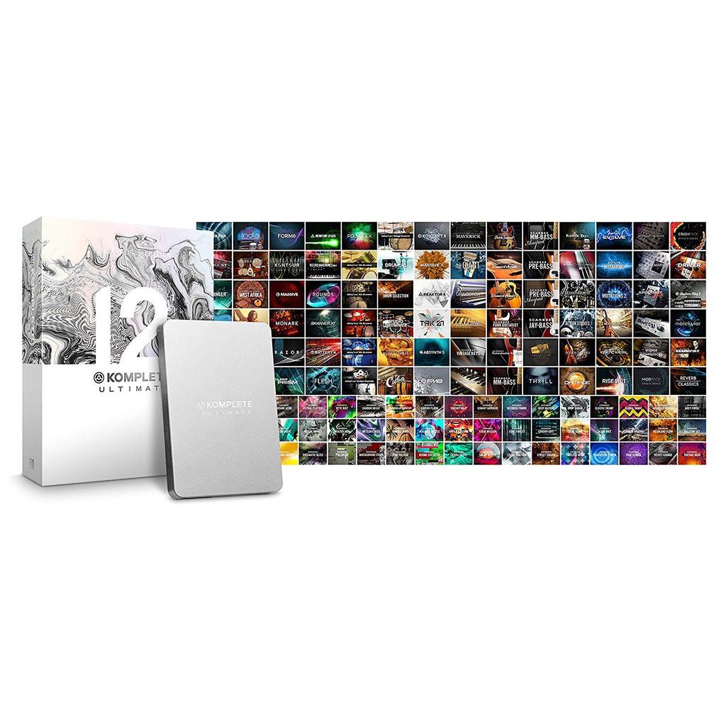 暢銷軟體 Native Instruments Komplete 12 Ultimate Collectors Edi