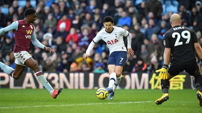 Termasuk Rekor Gol Pemain Asia, Ini 3 Catatan Tak Masuk Akal Son Heung-min Saat Melawan Aston Villa