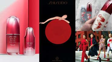 【妝同學上課6】年銷量直逼3座101!資生堂「小紅瓶」為什麼是紅色的?背後竟藏著百年老傳說...