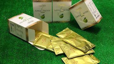 【百貝蘋果果膠】通暢排廢、一天有感,攝取一包等於吃40顆蘋果,100%純正果膠