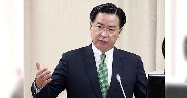 上任以來第4個邦交國斷交 外交部長吳釗燮:會負起政治責任