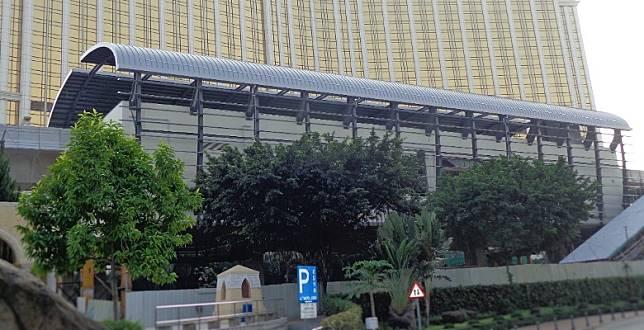 澳門輕軌每個車站的設計都不盡相同。(互聯網)