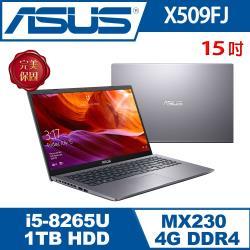 ◎i5-8265U 最新i5 CPU|◎MX230 獨顯|1TB 5400轉|◎入門文書雙碟筆電商品名稱:X509FJ品牌:ASUS華碩系列:VIVOBOOK15型號:X509FJ-0111G8265