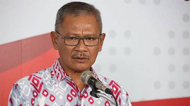 Juru Bicara Pemerintah untuk Penanganan COVID-19 Achmad Yurianto. Kemenkes
